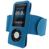 View Item Blue Sports Armband for Apple iPod Nano 5th Gen 5G Neoprene Gym Running Jogging